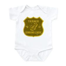 Trainer Drinking League Infant Bodysuit