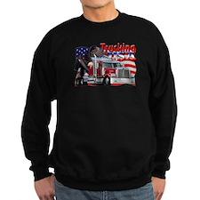 Trucking USA Sweatshirt