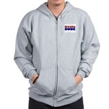 Little Dude Zip Hoodie