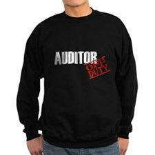 Off Duty Auditor Sweatshirt