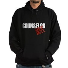Off Duty Counselor Hoodie