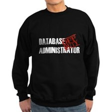 Off Duty Database Admin Sweatshirt