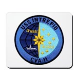 USS INTREPID Mousepad