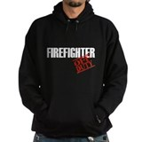Off Duty Fire Fighter Hoodie