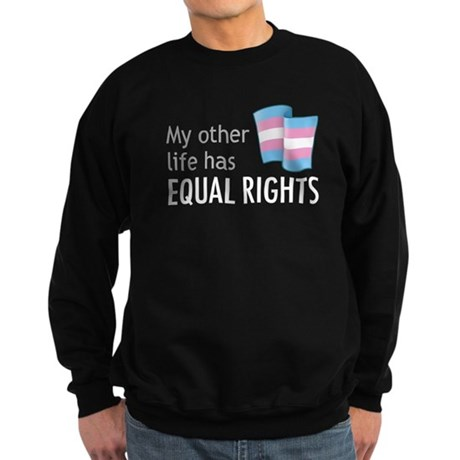 My Other Life Trans Sweatshirt (dark)