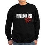 Off Duty Inventor Sweatshirt (dark)