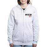 Off Duty Inventor Women's Zip Hoodie