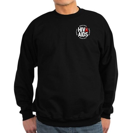 HIV/AIDS Sweatshirt (dark)