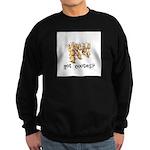 Got Cooties? Sweatshirt (dark)