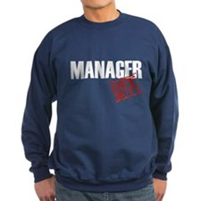 Off Duty Manager Sweatshirt