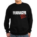 Off Duty Manager Sweatshirt (dark)