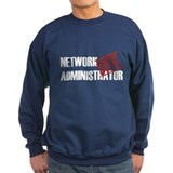 Off Duty Network Administrato Sweatshirt