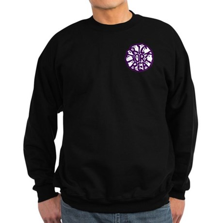 A Pocket Groan of Ghosts Sweatshirt (dark)