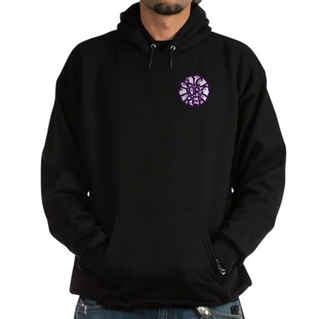 A Pocket Groan of Ghosts Hoodie (dark)
