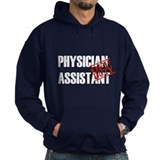 Off Duty Physician Assistant Hoodie