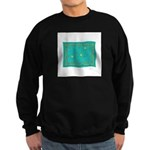 Capricorn Constellation Tapes Sweatshirt (dark)