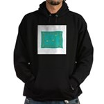 Capricorn Constellation Tapes Hoodie (dark)