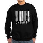 Chemist Barcode Sweatshirt (dark)