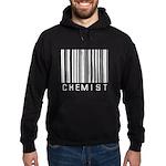 Chemist Barcode Hoodie (dark)