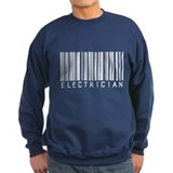 Electrician Bar Code Jumper Sweater