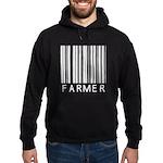 Farmer Barcode Hoodie (dark)