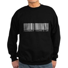 Pharmacy Technician Barcode Sweatshirt