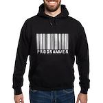 Programmer Barcode Hoodie (dark)