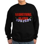 Retired Basketball Player Sweatshirt (dark)