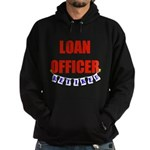 Retired Loan Officer Hoodie (dark)