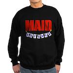 Retired Maid Sweatshirt (dark)