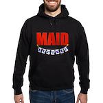 Retired Maid Hoodie (dark)