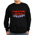 Retired Rehabilitation Counse Sweatshirt (dark)
