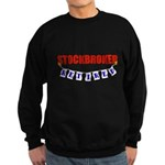 Retired Stockbroker Sweatshirt (dark)