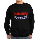 Retired Tour Guide Sweatshirt (dark)