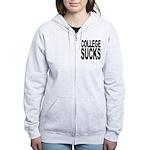 College Sucks Women's Zip Hoodie