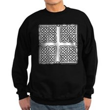 Celtic Square Cross Sweatshirt