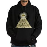 All Seeing Eye Pyramid 2 Hoody