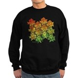Celtic Leaf Tesselation Jumper Sweater