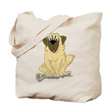 Old English Mastiff Tote Bag
