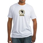 ROSSE Family Crest Fitted T-Shirt