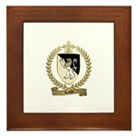 ROSSE Family Crest Framed Tile
