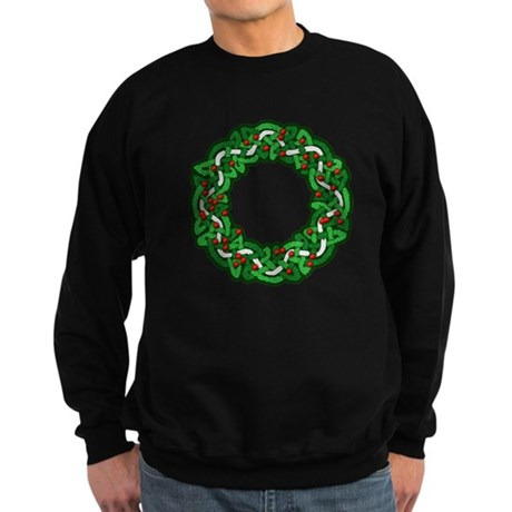 Celtic Wreath Sweatshirt (dark)