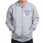 Out of Body Zip Hoodie