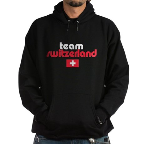 Team Switzerland Twilight Hoodie (dark)
