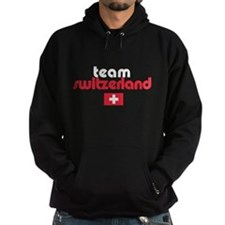Team Switzerland Twilight Hoodie