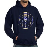 New Year's Toast Hoody
