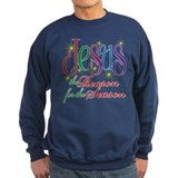 JESUS REASON FOR THE SEASON Jumper Sweater