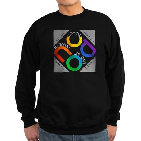 NCOD 2009 Sweatshirt (dark)