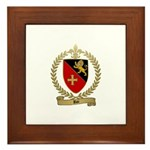 ROI Family Crest Framed Tile