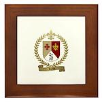 ROCHE Family Crest Framed Tile